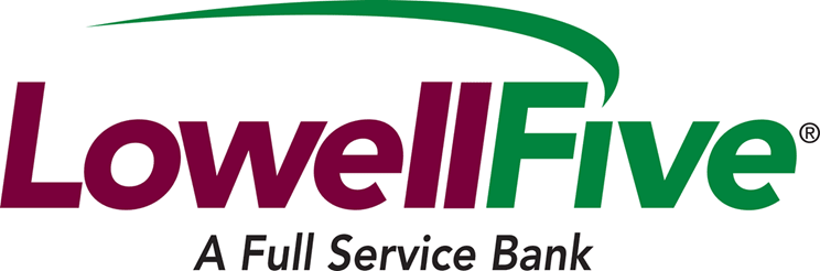 Lowell Five Logo