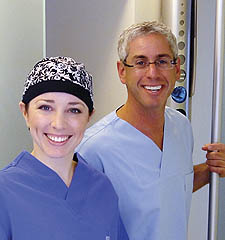 Kristen Proverb, NP and Scott Sigman, MD