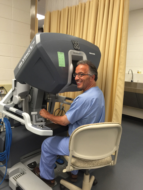 Robotic Surgery - Arthur Lauretano, MD