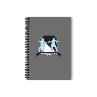 Draw Control Academy  Notebook