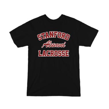 Stanford Lacrosse Alumni T-Shirt