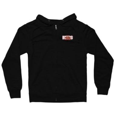 GMS Track & Field Zip Hoodie