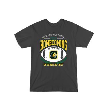 2017 Homecoming  T-Shirt