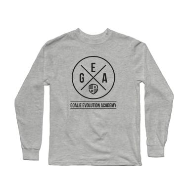 GEA Black Logo Longsleeve Shirt