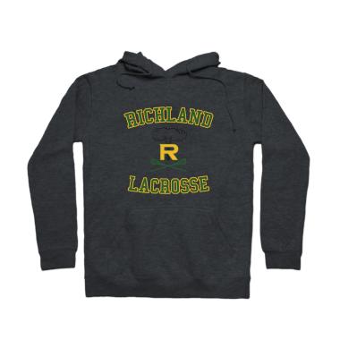 Richland Lacrosse Varsity Pullover Hoodie