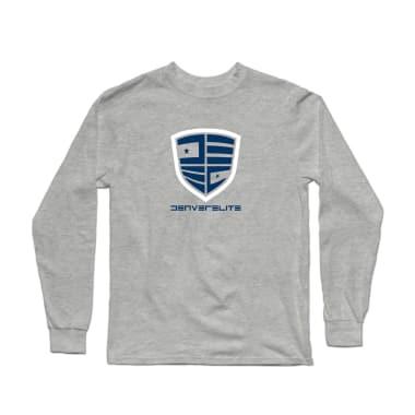 Denver Elite Grey Line Longsleeve Shirt