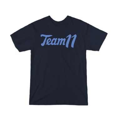 Team 11 Retro T-Shirt