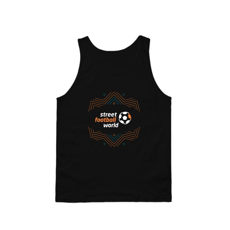 streetfootballworld Tank Top