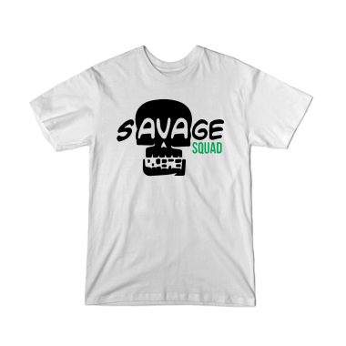 Savage Squad  T-Shirt