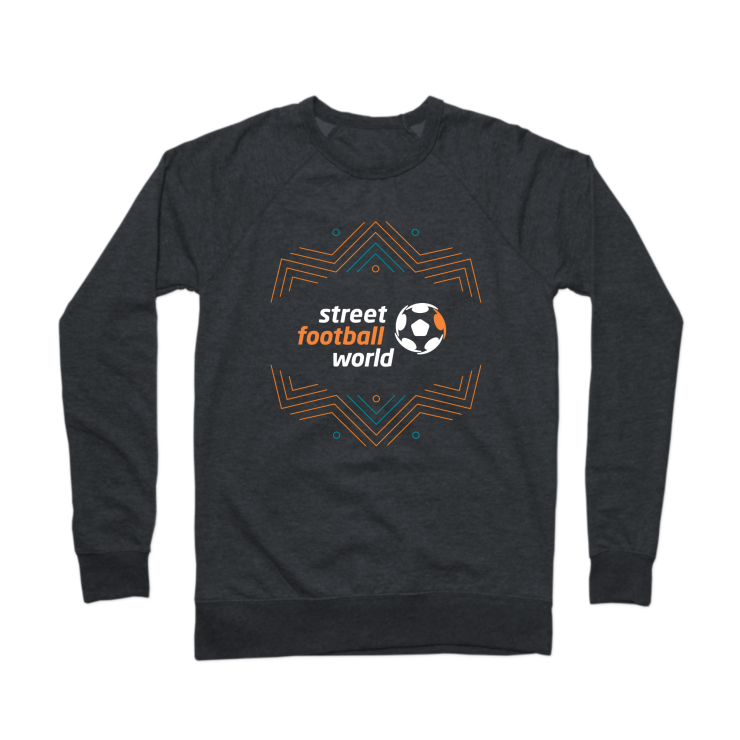 streetfootballworld Crewneck Sweatshirt