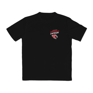 Lincoln Lacrosse Brush Performance T-Shirt