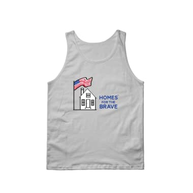 Homes For The Brave Tank Top