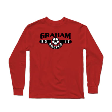 CUSTOMIZABLE Graham 2017 Longsleeve Shirt
