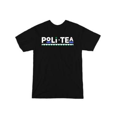 PoliTea T-Shirt Dark Collection