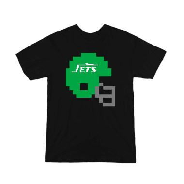 Jets Helmet T-Shirt