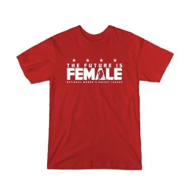 NWHL Future is Female T-Shirt