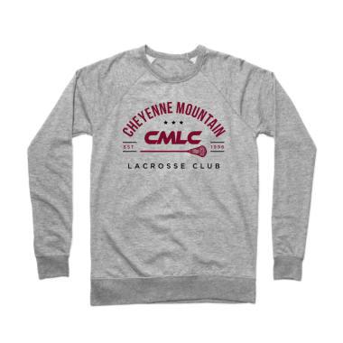 Cheyenne Mountain Lacrosse Club Crewneck Sweatshirt