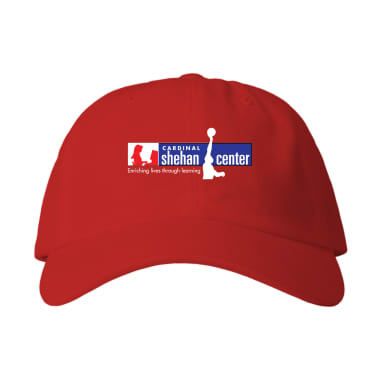CSC Red Baseball Style Hats