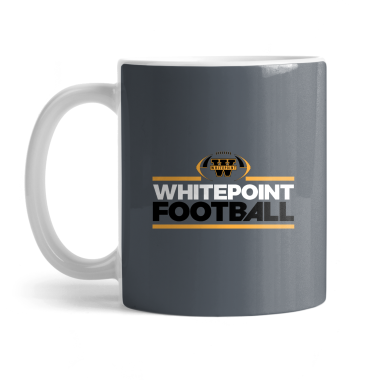 Whitepoint Football Varsity Mug