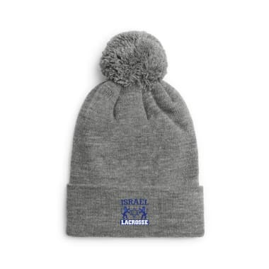 Israel Lacrosse Winter/Beanie Hats