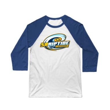 SB Riptide Lacrosse (Horizontal) Baseball Tee