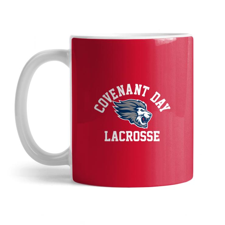 Covenant Day Lacrosse Mug