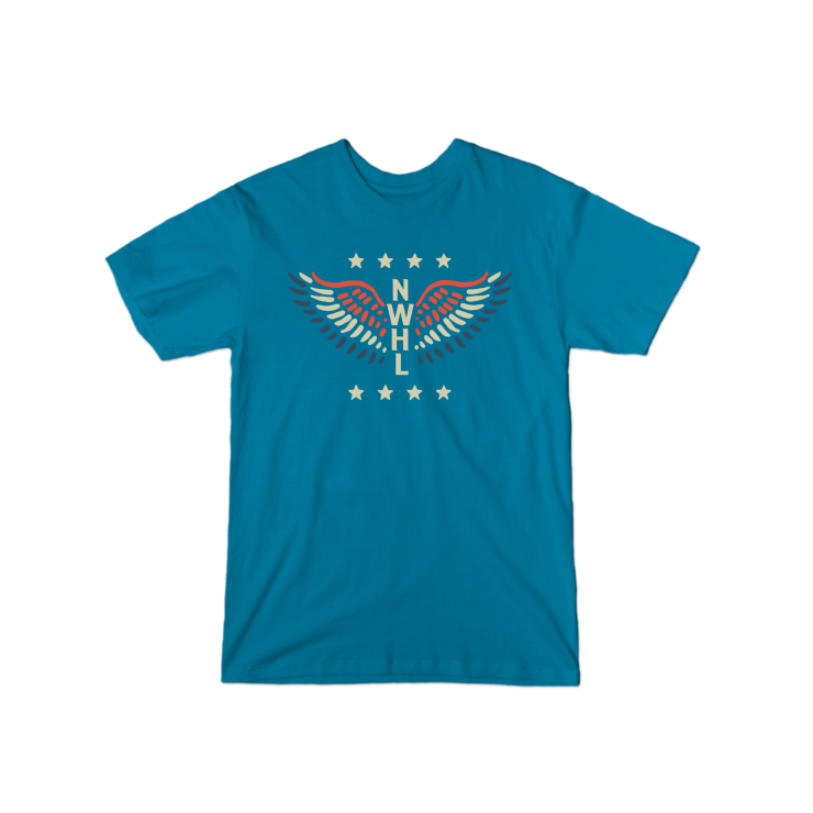 NWHL USA Wings T-Shirt