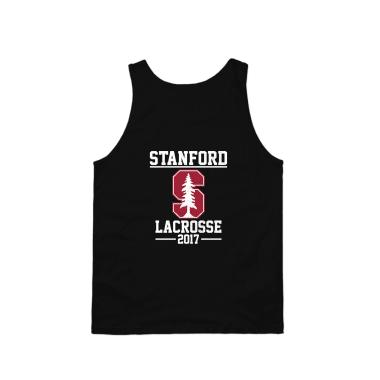 Stanford Lacrosse 2017 Tank Top