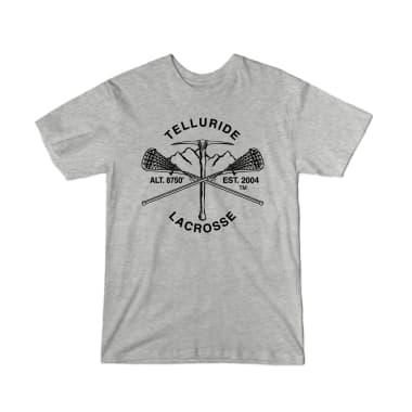 Telluride Lacrosse Classic T-Shirt