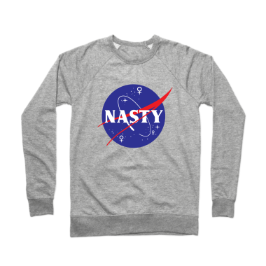 Nasty Women Crewneck Sweatshirt
