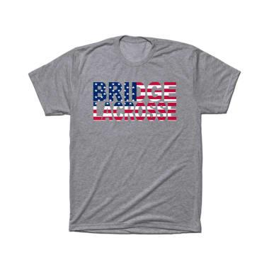 Bridge USA Tri-Blend T-Shirt