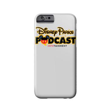 Disney Parks Podcast Logo wear Phone Case