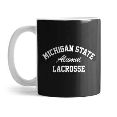 MSU Lacrosse Alumni Mug