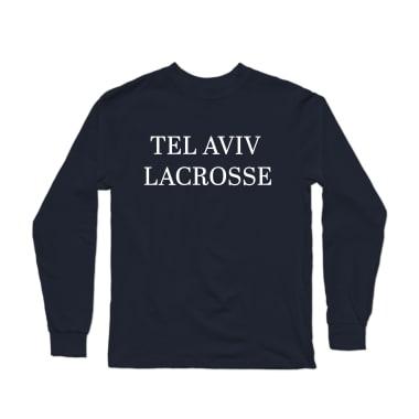 Tel Aviv Lacrosse Long Sleeve