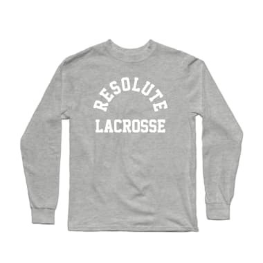 Resolute Collegiate Longsleeve Shirt