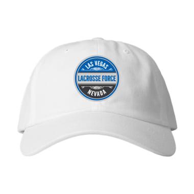 Lacrosse Force Retro Baseball Style Hats
