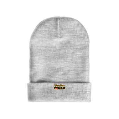 Disney Parks Podcast Logo wear Winter/Beanie Hats