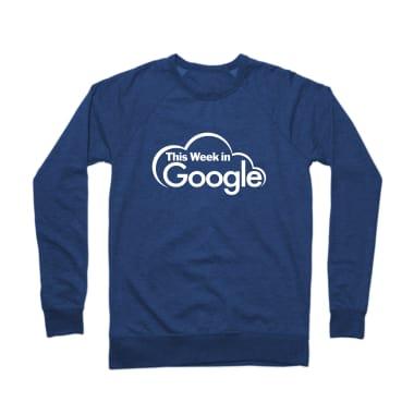This Week in Google Crewneck Sweatshirt