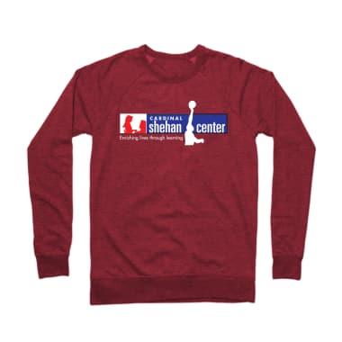 CSC Red Crewneck Sweatshirt