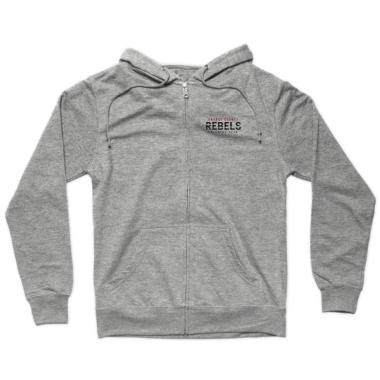OC Rebels Lacrosse Club Zip Hoodie