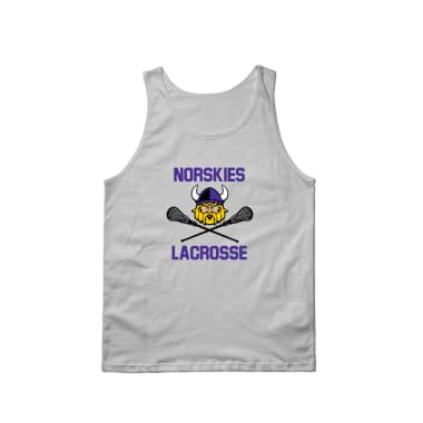 Norskies Club Lacrosse Tank Top