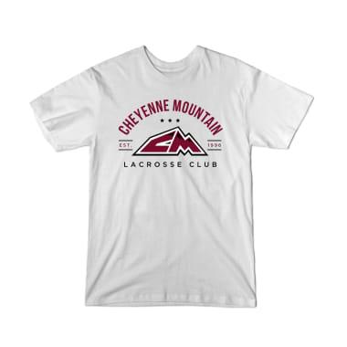 Cheyenne Mountain Lacrosse Club T-Shirt