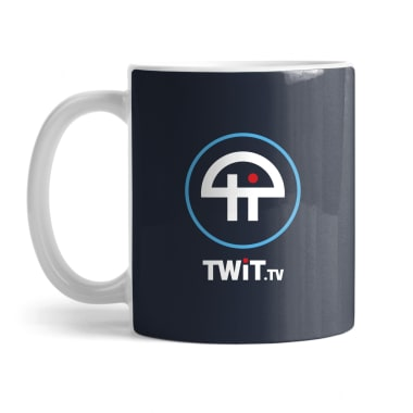 Twit.TV Logo Mug