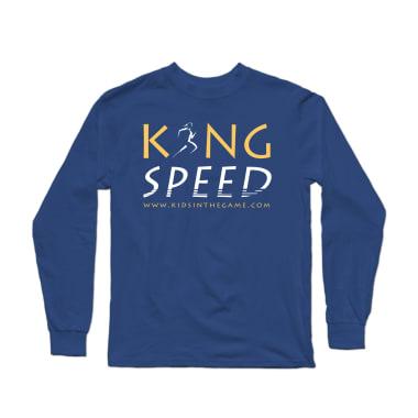 King Speed Longsleeve Shirt