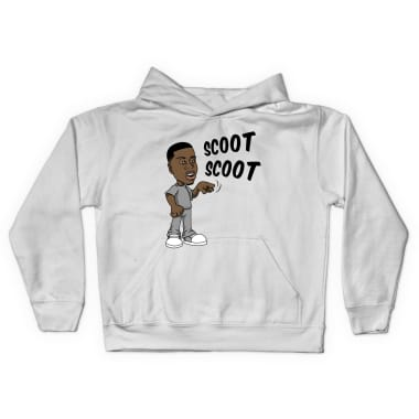 Scoot Scoot Pullover Hoodie