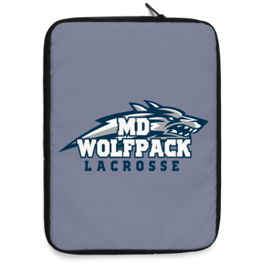 MD Wolfpack Classic Laptop Sleeve