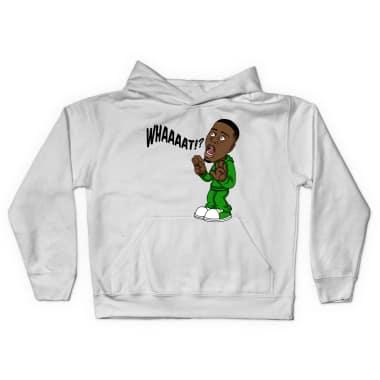 Whaaaat!? Pullover Hoodie