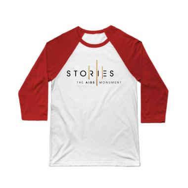 STORIES Baseball Tee