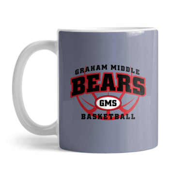 GMS Basketball Mug
