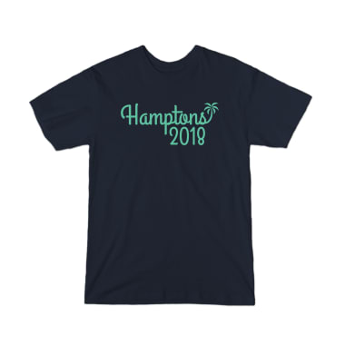 Hamptons 2018 T-Shirt